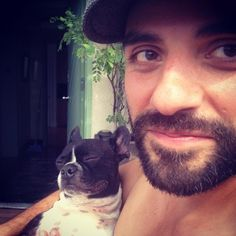 Oscar Isaac and Moby