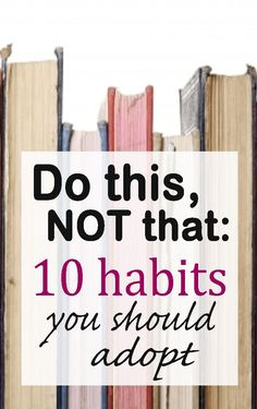 What habits do you have? See how you match up to this list of 10 powerful habits of successful people. | Financegirl