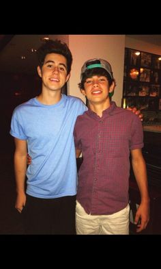 Nash and his brother Hayes