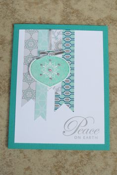 Christmas in Bermuda by AnnetteMac - Cards and Paper Crafts at Splitcoaststampers
