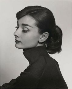 Audrey by Yousuf Karsh