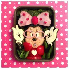 Disney Fan Inspires with Bento Box Art « Disney Parks Blog