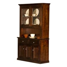 Eagle Furniture 48 in. Customizable Coastal Dining Buffet and Hutch