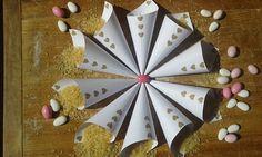 20 coni portariso / carta Kraft / Kraft / matrimonio / nozze /wedding/Kraft/wedding decorations/hearts/cuori/bianco/nozze/marriage