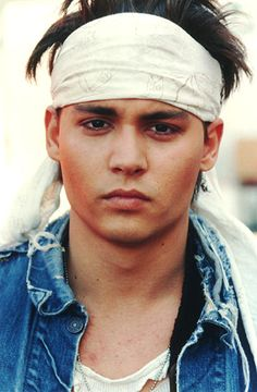 Just watched 21 Jump Street for the first time... extreme 80's, plus a baby-faced Johnny Depp? Awesomely bad.