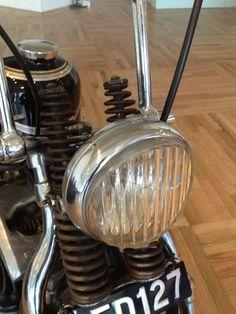 67-72 Shovelhead Chrome Bas choc Stud Kit