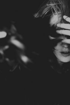 ☾ Midnight Dreams ☽ dreamy dramatic black and white photography - Eduard Oizq