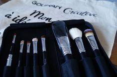 Test kit de pinceaux Beautélive - Gouiran Créative