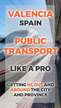 Valencia Spain transportation
