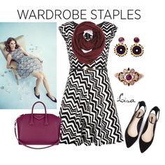 A fashion look from January 2015 featuring Louche dresses, Sam Edelman flats and Forever 21 flats. Browse and shop related looks.