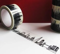 London Skyline Decorative Sticky Tap – $30
