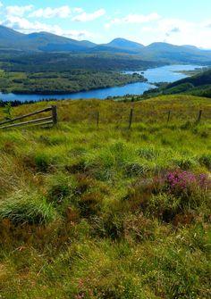 "fuckitandmovetobritain: ""Loch Garry, Scottish Highlands, Scotland, UK """