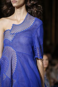 Stella McCartney Spring 2016 Ready-to-Wear Fashion Show - Vanessa Moody (Women)