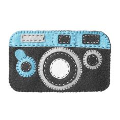 camera girl    i WILL sew a pillow that looks just like this.....someday