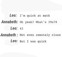 This is so Leo