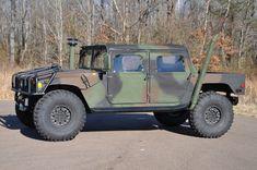 Hummer Truck, Hummer H3, Cool Trucks, Big Trucks, Custom Chevy Trucks, United States Army, Dream Garage, Lifted Trucks, Camping Gear