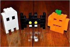 Resultado de imagem para lego halloween