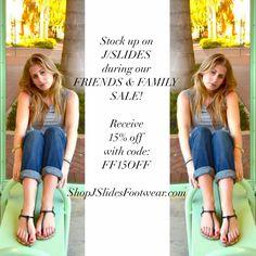 #shoes #sale #jslides #spring