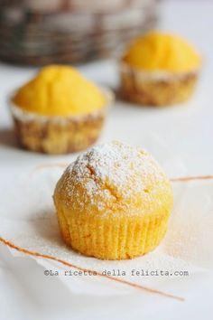 La ricetta della felicità: Muffins arancia, carote e mandorle per sostenere l'AIRC!