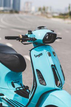 Vespa Sprint, Vespa Scooters, Insta Story, Bike Life, Motor Car, Motorbikes, Duke, Honda, Addiction