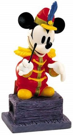 WDCC Disney Classics - The Band Concert Mickey Mouse From The Top