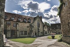 $38 per night in the heart of Kent, England, The Friars - Aylesford Priory - is an ancient religious house of the Order of Carmelites dating back to the 13th Century. Over the centuries and now today The Friars has become for thousands of visitors a place of peace