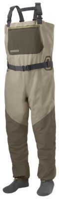 Orvis Encounter Stocking-Foot Waders for Men - Tan - Medium Short Stout