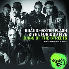 I just used Shazam to discover The Message by Grandmaster Flash & The Furious Five. http://shz.am/t411094