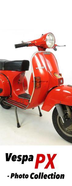 Vespa PX Vintage Scooters