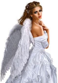 Fantasy Art Women, Beautiful Fantasy Art, Beautiful Fairies, Fantasy Girl, Beautiful Artwork, Angel Images, Angel Pictures, Evvi Art, Beauté Blonde