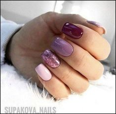 The advantage of the gel is that it allows you to enjoy your French manicure for a long time. There are four different ways to make a French manicure on gel nails. Square Nail Designs, Short Nail Designs, Pink Nail Salon, Milky Nails, Gelish Nails, Shellac, Dipped Nails, Nagel Gel, Cute Acrylic Nails