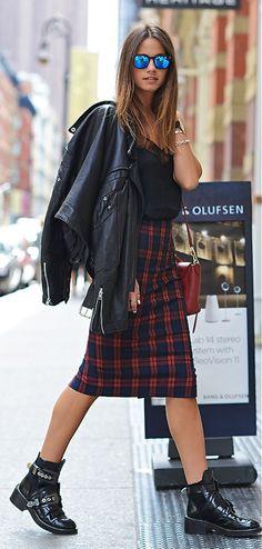 Zara skirt and top
