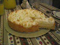 Torta de limão (com massa)