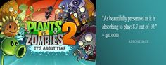 Plants vs. Zombies 2 is an Casual game for android Download latest version of Plants vs. Zombies 2 MOD Apk + OBB Data [MEGA Hack] 6.1.1 for Android from apkonehack with direct link Plants vs. Zombies 2 MOD Apk Description Version: 6.1.1 Package: com.ea.game.pvz2_row  600 MB  Min: Android...