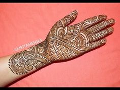 No automatic alt text available. Full Mehndi Designs, Mehandhi Designs, Indian Mehndi Designs, Latest Bridal Mehndi Designs, Henna Art Designs, Mehndi Design Pictures, Mehndi Designs For Girls, Wedding Mehndi Designs, Beautiful Henna Designs