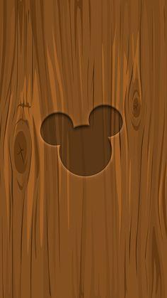 Wood Mickey