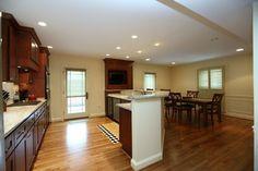 Designed By Kitchen Planners In Rockville, MD   Northern Virginia Kitchen    Pinterest   Kitchen Planner, Northern Virginia And Dream Rooms