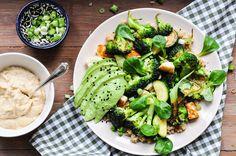 Green Power auf Quinoa I Tiny Spoon