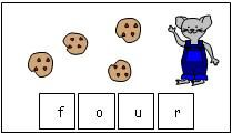if you give a mouse a cookie number word activity Preschool Books, Preschool Themes, Kids Learning Activities, Tot School, School Fun, School Stuff, 2nd Grade Math, Grade 2, Laura Numeroff