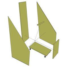How To: Make A Basic Wood Storage Bin | Toolmonger