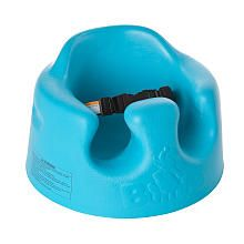 we used this all the time.  Get the attachable tray and clip toys to it.  Bumbo Floor Seat Blue