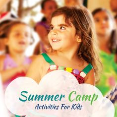Summer camp activities for #kids, organized by the prominent schools, provide never before opportunities to shape up their new ideas. Get More Info @ https://goo.gl/kTXdLf  #Summercamp