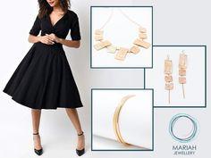 Τονίστε το μαύρο με τα κατάλληλα #αξεσουάρ!!!🖤  Βραχιόλι Ε653 - 19,90€ Σκουλαρίκια AF1902 - 29,90€ Κολιέ Α1902 - 39,90€   #mariahjewellery #mariah #jewellery #fashionstories #shopponline #shoppingtherapy #buyonline #shopthelook