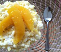 Dairy & Sugar Free Coconut Rice Pudding with Mango Puree | Childhood101