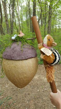 Acorn Piñata