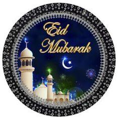 Eid Mubarak logo 2019 to update Facebook, WhatsApp, Twitter Status - Info57.com Eid Mubarak Logo, Happy Eid Mubarak, Eid Mubarak Greetings, Ramadan Mubarak, Eid Images, Eid Al Fitr, Facebook Profile Picture, Happy Friendship Day, Mosque