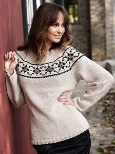 Free Knitting Patterns: Knitting for her Free Knitting Patterns For Women, Fair Isle Knitting, Cardigans For Women, Knitwear, Fashion Outfits, Vintage, Crochet, Knitting Projects, Knitting Ideas