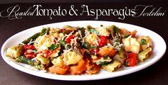 Jamie Cooks It Up!: Roasted Tomato and Asparagus Tortellini