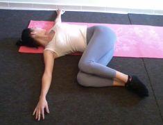 Pilates για γερή μέση