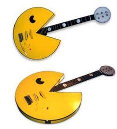 verrückte Gitarren